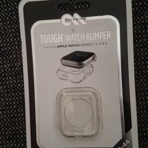 Apple Clear Tough Watch Bumper Series 1,2,3 & 4